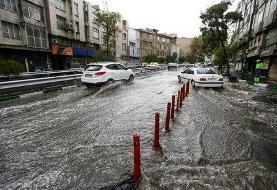 احتمال وقوع سیلاب در تهران دو روز آینده / هواشناسی: دستگاهها در حالت آمادهباش قرار گیرند