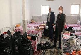 ۵۰ هزار دست لباس بین مددجویان بهزیستی قم توزیع شد