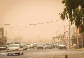 طوفانی با سرعت ۱۰۸ کیلومتر بر ساعت زابل را درهم نوردید