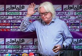 اتهام بزرگ وینفرد شفر به لیگ ایران:چون استقلال بودیم علیهمان سوت میزدند