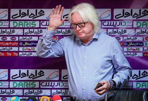 اتهام بزرگ وینفرد شفر به لیگ ایران:چون استقلال بودیم علیهمان ...