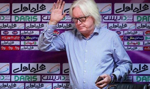 اتهام بزرگ وینفرد شفر به لیگ ایران:چون استقلال بودیم علیهمان سوت میزدند!