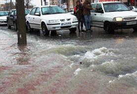 هشدار وقوع سیل در تهران | بارشها تا کی ادامه دارد؟