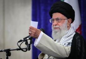 رهبر انقلاب: ملت ایران در آزمون کرونا خوش درخشید