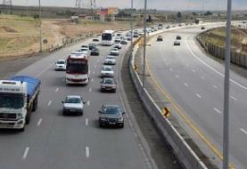افزایش ۲.۵ درصدی تردد در جادههای کشور