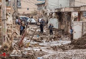 ۱ فوتی ۲ مصدوم بر اثر وقوع سیل در استان یزد و مرکزی