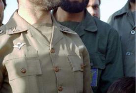 ببینید   تصویر منتشر نشده سردار حاجیزاده و شهید صیاد شیرازی