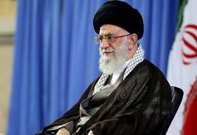مقام معظم رهبری: ملت ایران در آزمون کرونا خوش درخشید