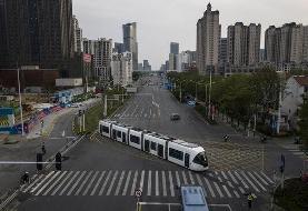 یکی از شهرهای مرزی چین قرنطینه شد