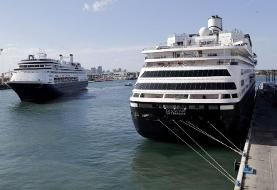 Crew member of cruise ship with virus cases dies in Florida