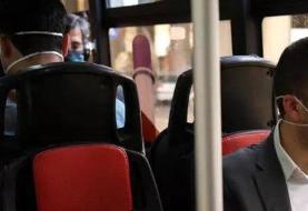برخورد سختگیرانه در ناوگان عمومی پایتخت از فردا | ورود افراد بدون ماسک به مترو و اتوبوس ممنوع شد