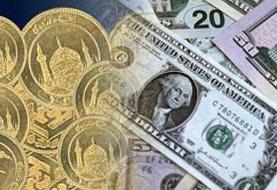 قیمت سکه، طلا و ارز در روز پنجشنبه
