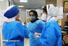 پرستاران از روزهای بحران کرونا گفتند/مرز مادری و پرستاری
