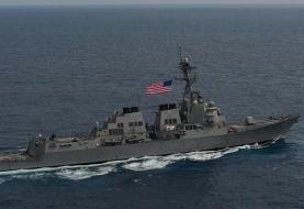 اعزام ۴ ناو جنگی آمریکا برای مقابله با نفتکشهای ایران