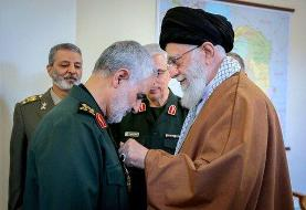 ببینید | پیش بینی آیت الله خامنهای در دهه ۷۰ درباره امروز ایران در لشکری که حاج قاسم فرمانده اش بود
