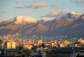 هوای تهران پس از چند روز جولان آلایندهها سالم شد