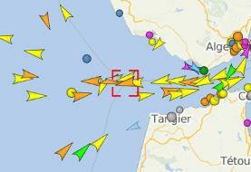 عبور چهارمین نفتکش حامل بنزین ایران از جبلالطارق