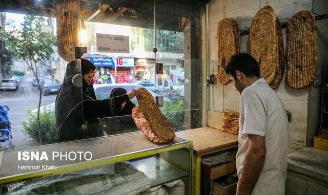 نحوه کرونازدایی از نان و گوشت: مواد غذایی فلهای نخرید