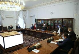 جلسه ستاد هماهنگی اقتصادی دولت برگزار شد