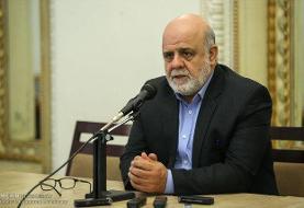 دیدار سفیر ایران در بغداد با وزیر جدید دارایی دولت عراق