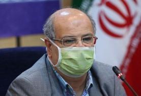 زالی: شرایط تهران عادی نیست
