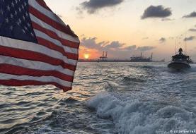 آمریکا: کشتیها در خلیج فارس بیشتر از صد متر به ناوگان ما نزدیک نشوند