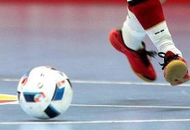 شکست سایپا در دیدار رفت فینال لیگ فوتسال بانوان