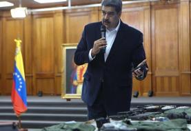 قدردانی رئیس جمهور ونزوئلا به فارسی: «ایران! سلامعلیکم»