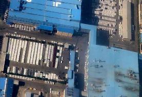 (تصاویر) افشاگری از دپوی خودرو در پارکینگ خودروسازان