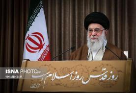 عربی۲۱: رهبر ایران تاکید کرد که حضور صهیونیستها در فلسطین ویروس است