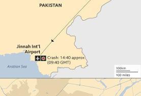 Pakistan plane crash: Dozens die as jet hits homes in Karachi