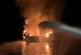 Coroner: Smoke inhalation killed 34 in California boat fire