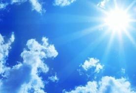 افزایش تدریجی دمای هوا/وضعیت بارش ها در کشور