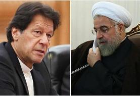 روحانی سقوط هواپیمای مسافربری را به نخست وزیر پاکستان تسلیت گفت
