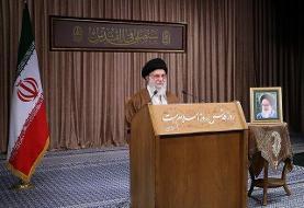 العهد: رهبر ایران تاکید کرد که مبارزه در راه فلسطین واجبی اسلامی است
