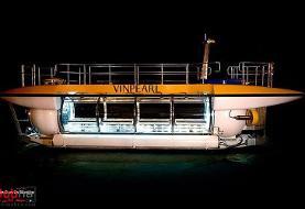 زیردریایی گردشگری دیپ ویوو۲۴! (+تصاویر)