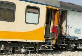 خروج قطار همدان - مشهد از ریل | وضعیت مصدومان