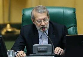 جزئیات گفتگوی روسای مجالس ایران و عراق /پیام لاریجانی به همتایان خود در کشورهای اسلامی