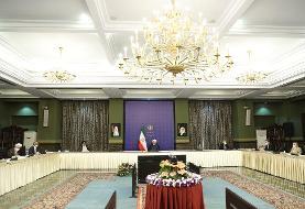 آخرین حضور علی لاریجانی در شورای عالی هماهنگی اقتصادی سران قوا /مصوبات جلسه شورا چه بود؟
