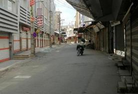 اعلام وضعیت قرمز کرونا در ایرانشهر/ تعطیلی بازار تا اطلاع ثانوی