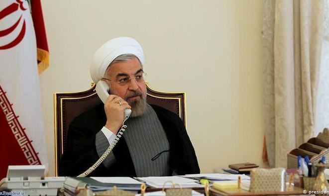روحانی: امیدواریم آمریکاییها دست به خطا نزنند