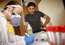 یک بازیکن از لیگ برتر ایران درگیر کرونا شد