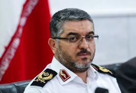سردار حسینی جانشین رئیس پلیس راهور ناجا شد