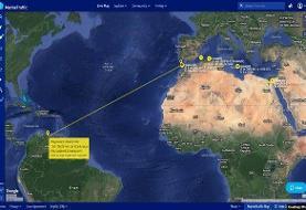 نزدیک شدن نفتکشهای ایرانی به آبهای ونزوئلا