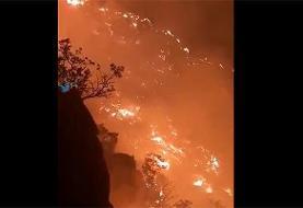 فیلم: آتش اینگونه به جان