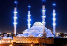 مشاور ارشاد خراسان رضوی یک مسجد اهل سنت زاهدان را