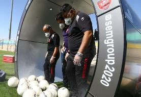 بیانیه باشگاه پرسپولیس در مورد مثبت بودن آزمایش کرونای دو تن از پرسنل