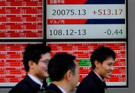 رشد سهام آسیا اقیانوسیه/ سهام های هنگکنگ سقوط کردند