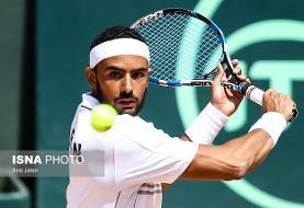 ملی پوش سابق تنیس ایران: بسیاری از بازیکنان بی انگیزه شدهاند/ در تنیس چند دستگی وجود دارد
