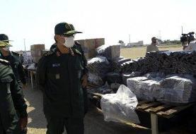 در مقابله با قاچاق کالا، سوخت، مواد مخدر و صید ترال در خلیج فارس کوتاه نمی آییم